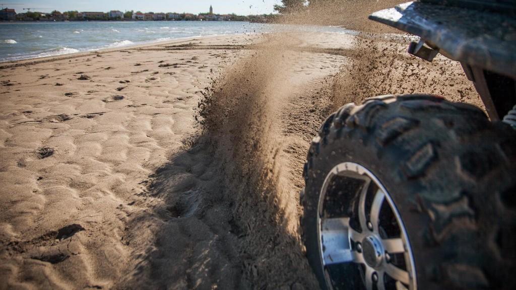 Prašina, mulj i sol. Terenska vožnja do kraja