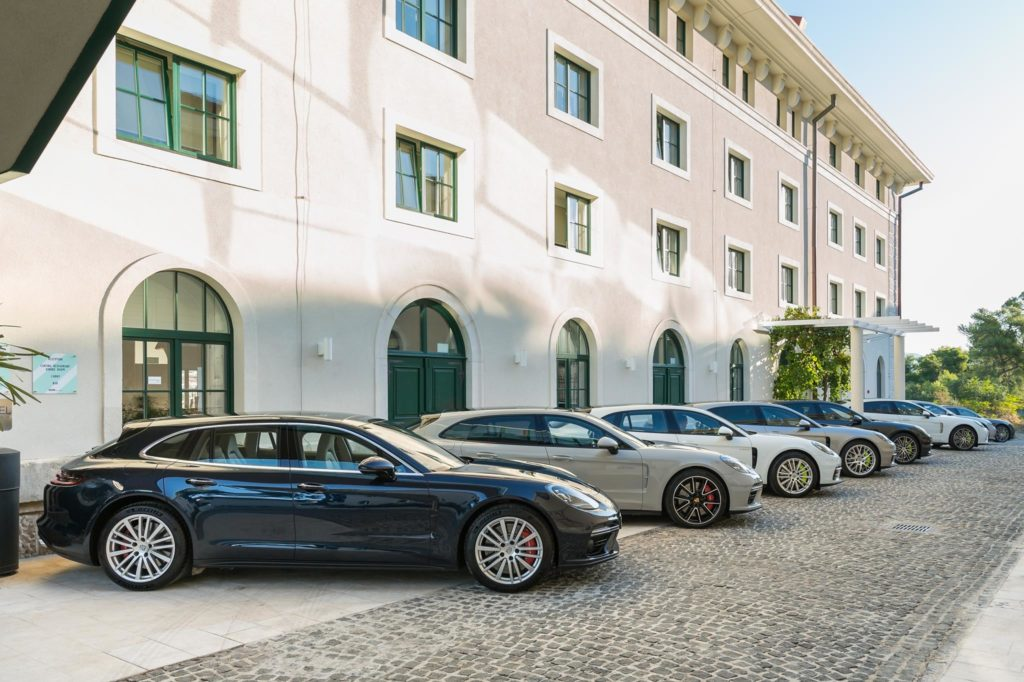Porsche Panamera Sport Turismo regional press launch event _11