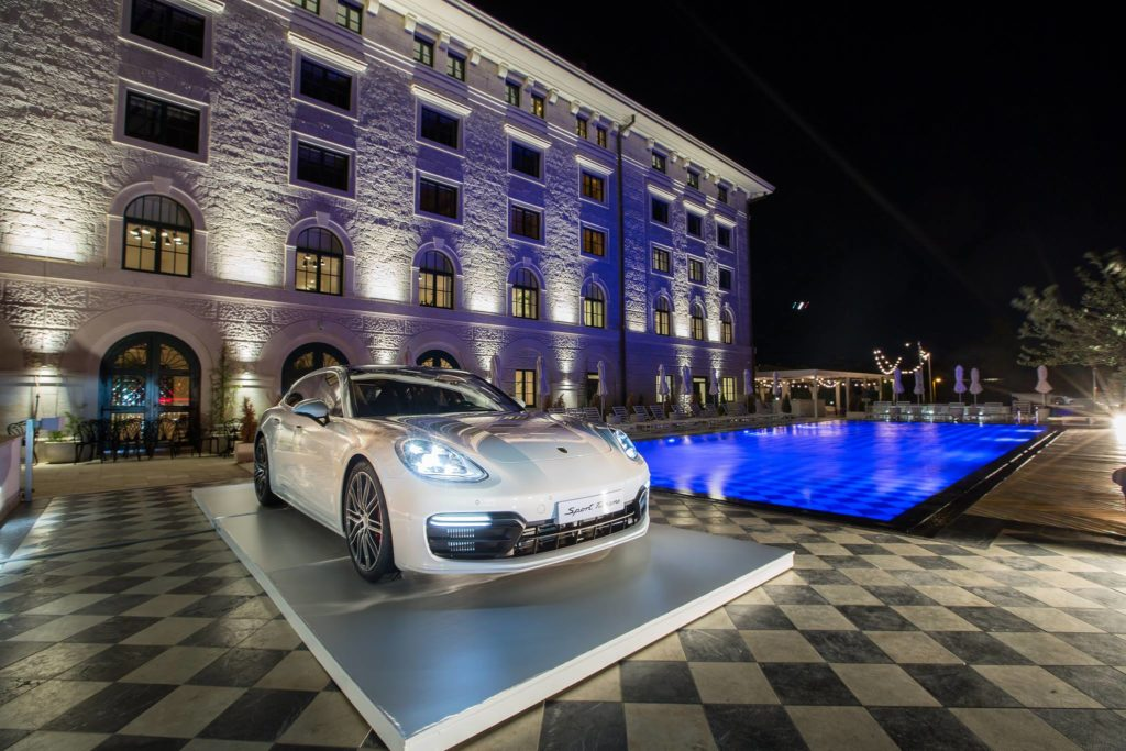 Porsche Panamera Sport Turismo regional press launch event _12