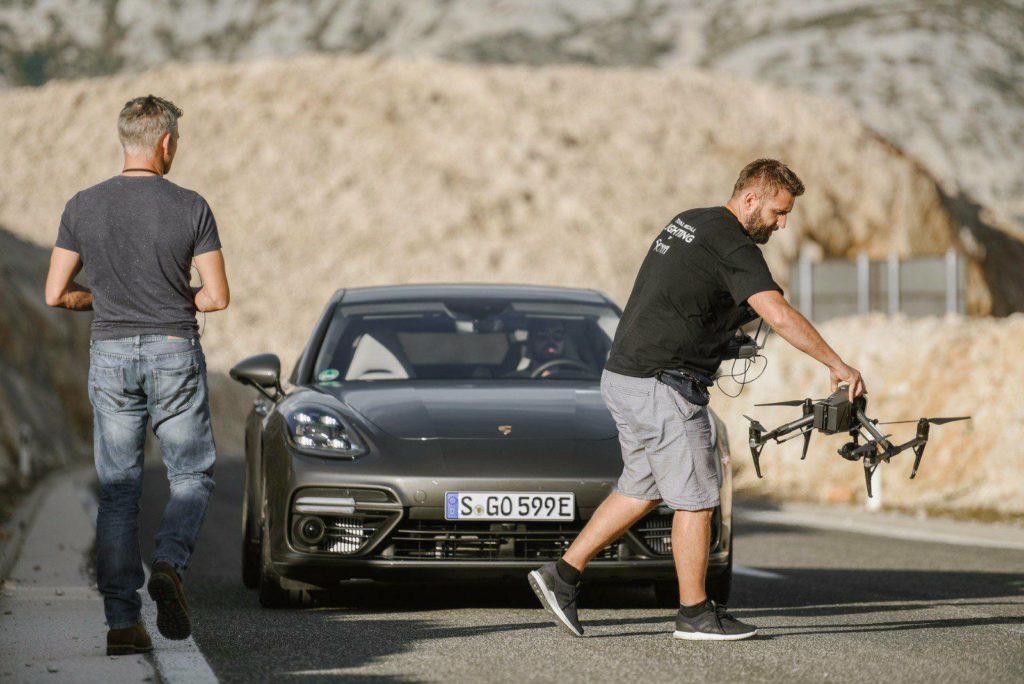 Porsche Panamera Sport Turismo regional press launch event _13