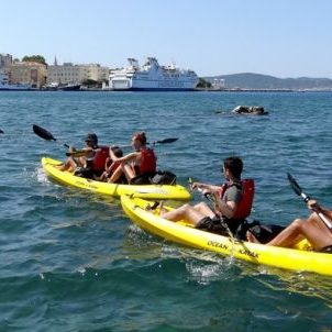 Sea kayaking Zadar