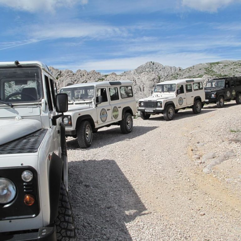 Velebit safari off road