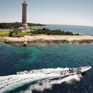 Zadar Islands Boat Safari